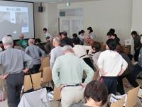 特定研修施設公開講座 腰痛予防教室を開催しました・2