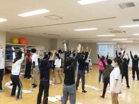 平成28年度 スポーツ傷害予防教室・2
