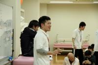 スポーツ傷害予防教室を開催しました・3