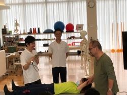 SJF治療技術講習会・3