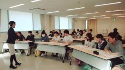 平成27年11月10日 第3回 新人メンタルヘルスケア研修・1
