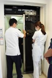 平成28年6月17日 江崎病院 防災訓練・3