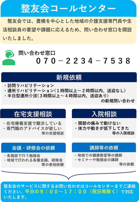 整友会コールセンター